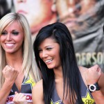 【Monday Ring Girl】Strikeforce 「Nashville」