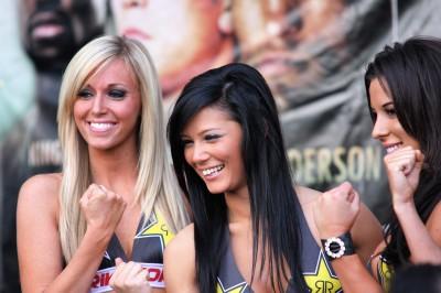 【Monday Ring Girl】Strikeforce 「Nashville」