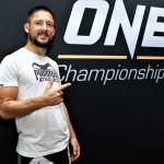 【ONE79】ONE初戦を迎えるアンディ・サワー「プロフェッショナルとしてONEで戦うことを決めた」