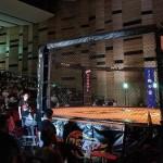 【DEEP CAGE IMPACT OSAKA2018】試合結果 柴田モンキーがフライ級に戻り、TKO勝ち
