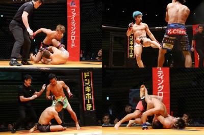 【DEEP86】試合結果 3人の新チャンピオンが誕生。悠太、石司、高橋、ランボーらもしっかり勝利