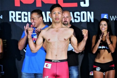 【PFL2018#9】北米MMAに爪痕を!! 川名雄生が補欠戦でラムジー・ニジェムと対戦 in PFL