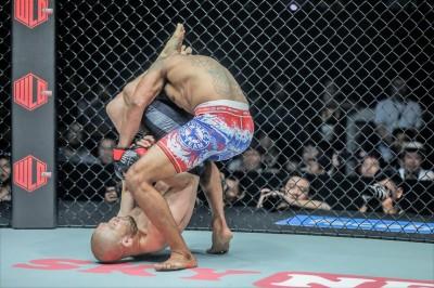 【ONE80】試合結果 今成正和が腕十字で一本勝ち。阿部大治は無念、サッポの左ミドルで秒殺KO負け
