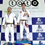 【JBJJF】四国柔術選手権─01─茶帯ライトフェザー級は山本博斗が吉岡優幸を腕十字で下す
