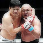 【Road FC50】試合結果 チェ・ムギョムが陥落。イ・ジョンヨンが新王者に。藤田和之はTKO勝ち