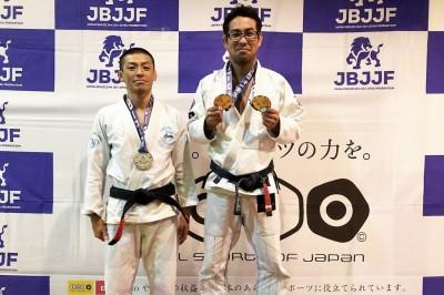 【JBJJF】第1回東海柔術選手権を終えて、ホベルト・サトシ「浜松でJBJJFの大会があることは大事」