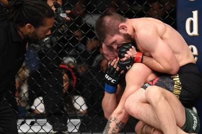【UFC229】試合結果 ヌルマゴメドフがマクレガーをRNC葬も……