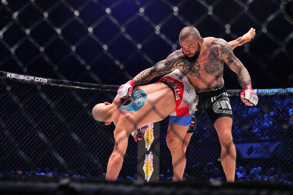Michał Materla vs Damian Janikowski