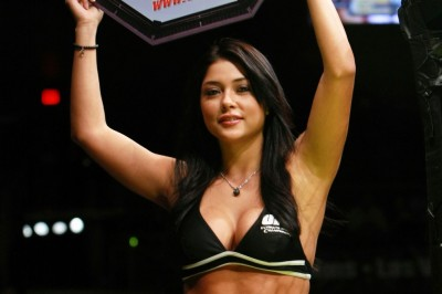 【Monday Ring Girl】TUF 08
