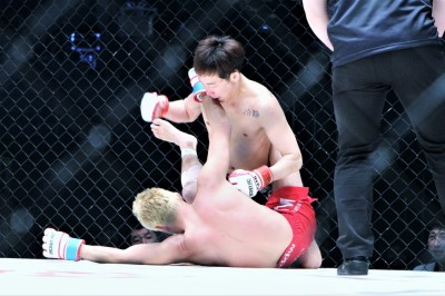 Jae Ho vs Crazyhorse