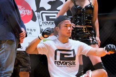 【Special】挑戦、Evolve MMAトライアウト─01─柴田モンキー有哉「青信号なんやから前に進むだけです」