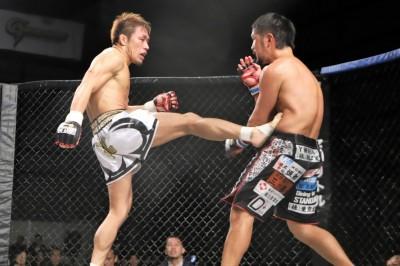 Shoji vs Nakamura