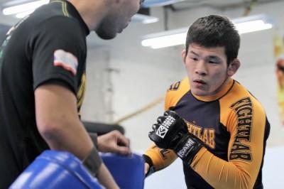 【Special】挑戦、Evolve MMAトライアウト─06─上久保周哉「今は試合に集中しています」