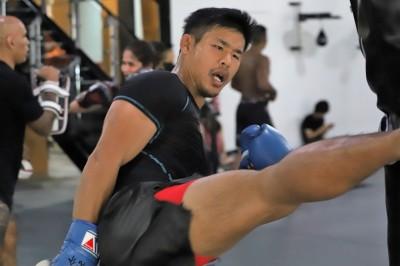 【Special】挑戦、Evolve MMAトライアウト─07─中島太一が語っていたこと─02─「批判は承知」