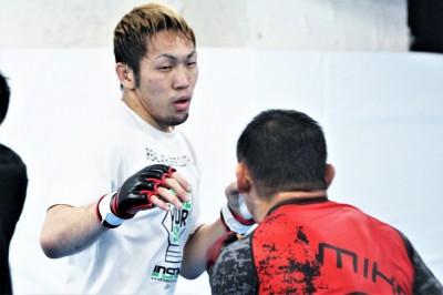 【Special】挑戦、Evolve MMAトライアウト─03─佐藤天「ここでやっていくんだという覚悟を見せたい」