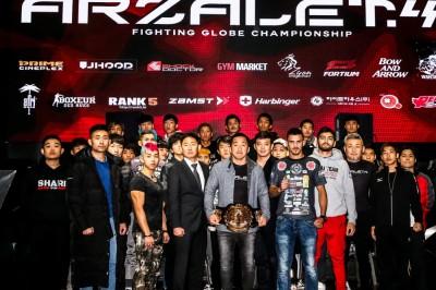 【Arzalet05】3大会連続ソウルで開催。ヘビー級王座決定ワンデーTに中央アジア勢の参加はあるか?