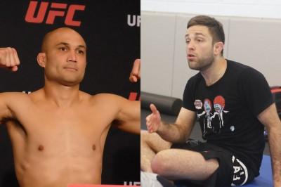 【UFC232】JJ狂騒曲に巻き込まれた今大会、BJ・ペン✖ライアン・ホールの新旧柔術家対決に要注目ッ!!