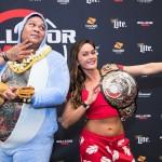 【Bellator213】レターノーが第10th Planet柔術の使い手=世界女子フライ級王者マクファーレンに挑戦
