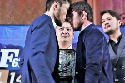 【WEF】Fight&Life格闘紀行:キルギス共和国編より。WEFキジルミシェフ代表に訊く、キルギスのMMA