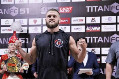 【Titan FC51】初のカザフスタン大会で、キルギスの鉄腕=フィジエフ&元イヴォルブのバーンズに注目