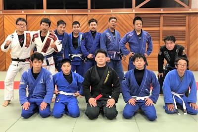 【JBJJF】九州選手権黒帯オープンクラス出場、禿川尊法「特定の技が、ずば抜けて強い選手が目標」