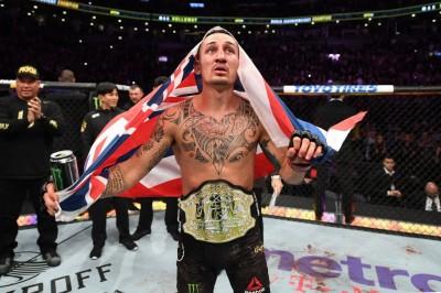 【UFC 231】試合結果 ホロウェイがオルテガに打ち勝ち王座防衛。女子フライ級王者はシェフチェンコに