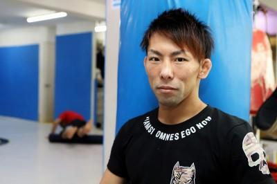 【ONE84】15日前のオファーでアレックス・シウバと対戦、猿田洋祐─01─「やりたいという気持ちしか…」
