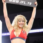 【Monday Ring Girl】IFL 20