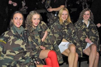 【Monday Ring Girl】Lithuania Bushido「ADRENALINAS」