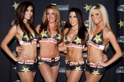 【Monday Ring Girl】Strikeforce Challengers 7