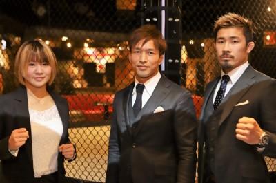 【ONE WS04】夫婦でONE出場へ、桐生改め鈴木祐子が2月28日にONEウォリアー・シリーズ参戦