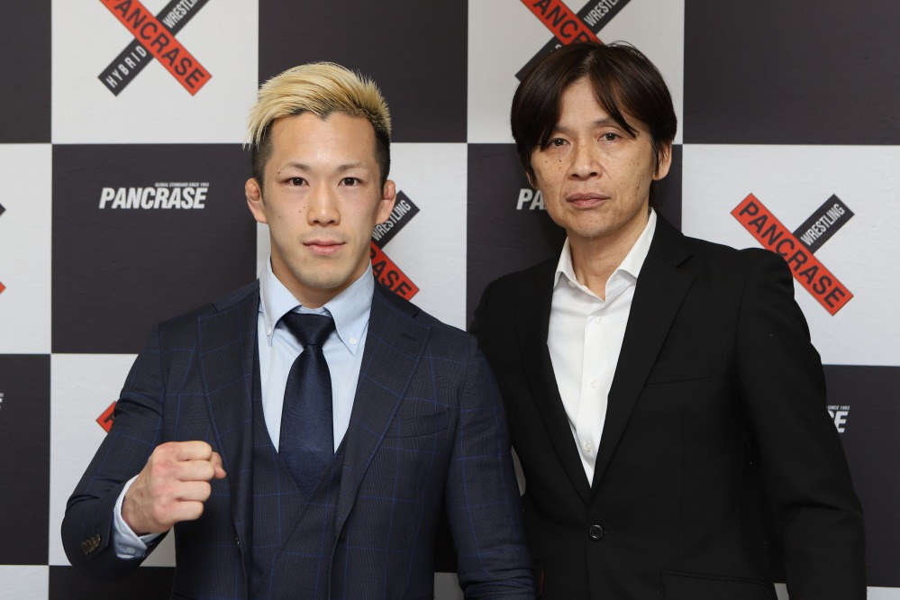 Tanaka & Sakai san