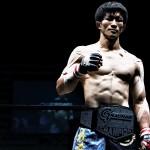 【Shooto 30th Anniv.T01】山本健斗デリカットと対戦する阪本洋平─02─「出た結果以上のモノはない」
