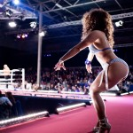 【Monday Ring Girl】Amsteram Fight Club 03