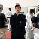 【HEAT44】清水俊一戦に向けて、春日井たけし─01─「11月に日本拳法の試合に出ました」