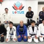 【JBJJF】東京JJオープン黒帯フェザー級出場。濱崎一登「身障者の方に柔術の楽しさを知っていただけたら」