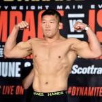 【HEAT44】ヘビー級王者キルブレインに挑戦からKSW&PFL、石井慧─02─「MMAが好きなので」