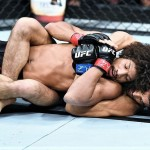 【UFC ESPN01】試合結果 ヴェラスケスがヒザ負傷からガヌーにパウンドアウト負け、クロンは快勝