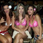 【Monday Ring Girl】Rumble on the Rock 01