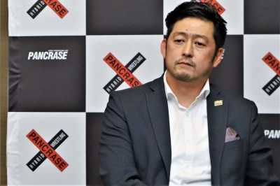【ONE & Pancrase】秦英之ONE日本代表、質疑応答──修斗とパンクラスの交流は?「全てはこれから」