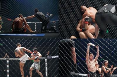 【ONE90】試合結果 格闘技を愛する人々のためのONE日本大会は、青木真也の一本勝ち&マイクで大団円