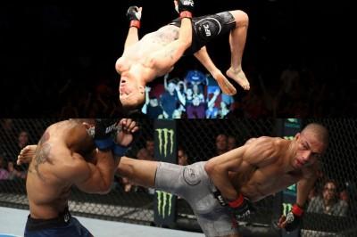 【UFC ESPN02】計量終了 技術+精神力の合計値でバルボーサがゲイジーを上前るか。ケニーは中7日で初陣