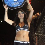 【Monday Ring Girl】UFN16「Fight for the Troops」