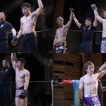 【Gladiator009】遅報 日韓対抗戦はチャンピオンに勝者なし、厳しい痛み分け。長岡がDXFC新王者に