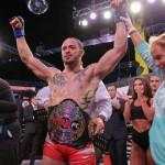 【Titan FC54】UFC前夜に目と鼻の先の会場で行われるタイタンFCのフェザー級タイトル戦線に注目!!
