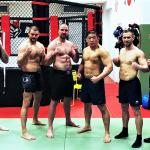 【KSW47】KSW→PFL。UFCを目指す石井慧─02─「日本人の重量級でも王者になれることを証明します」