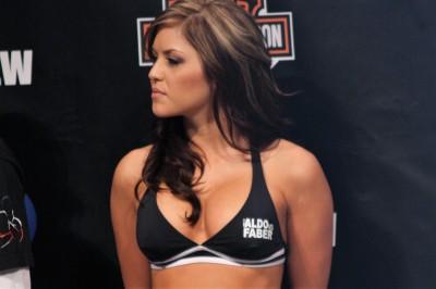 【Monday Ring Girl】WEC48「Aldo vs Faber」