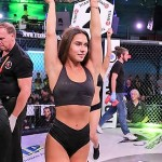 【Monday Ring Girl】Titan FC49「Gomez vs Soares」