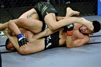 【LFA65】試合結果 ロイヴァルが元UFCのサンチェスに腕十字。US柔道チーム出身マシアスはMMA3連勝