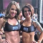 【Monday Ring Girl】LFA32「Allen vs Hernandez」